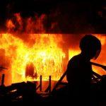 Peristiwa Musibah Kebakaran
