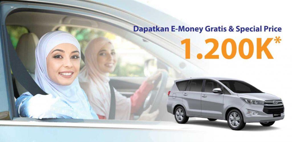 Carilah informasi terkait paket promo rental mobil